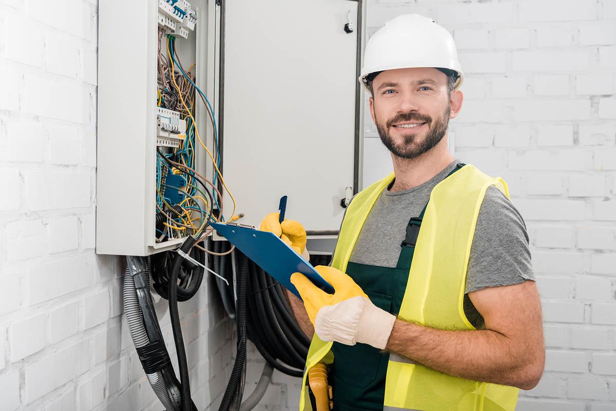 Elementi essenziali di un elettricista
